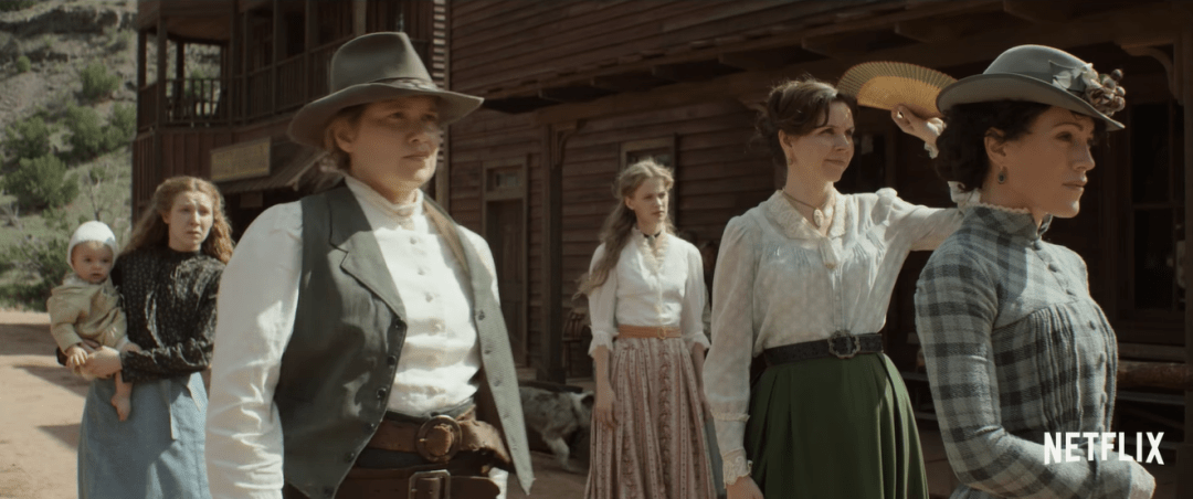 Godless-Frank-Griffin-Jeff-Daniels-is-hunting-Roy-Goode-and-he-might-be-hiding-in-Le-Belle-New-Mexico